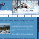 Ski Tuonela Cross Country Telemark