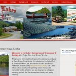 The Lakes Cottages & Campground